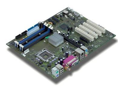 Fujitsu-Siemens D2438 Mainboard